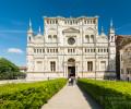 La Certosa di Pavia.