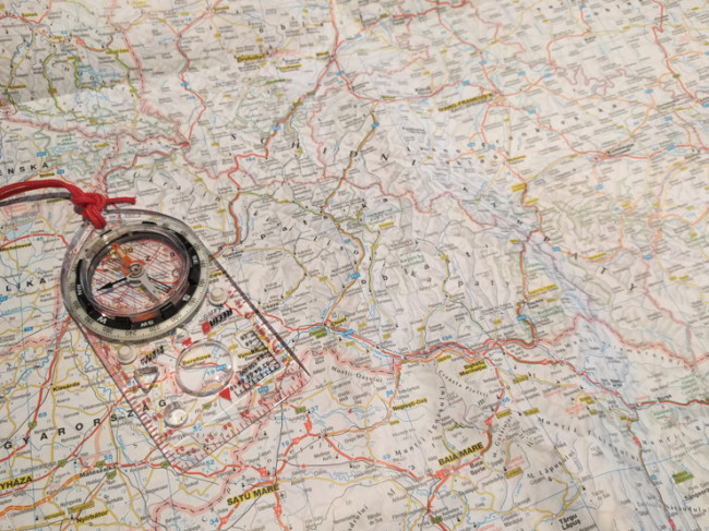 Missione Monti Carpazi, l'inizio di una grande avventura.