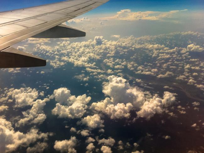 Travel Log: Porti, stazioni, aeroporti e la fine di un viaggio.