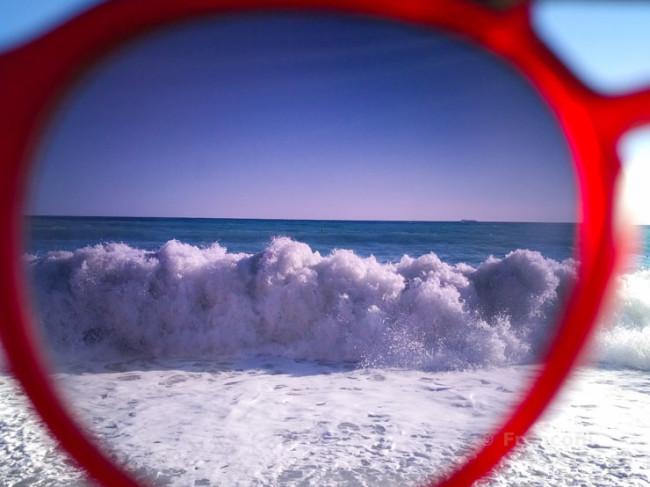 Stessa spiaggia, stesso mare!
