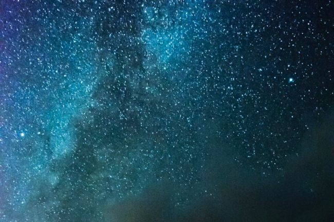 Is the end of the starry sky?