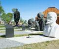 Le statue e la memoria scomoda