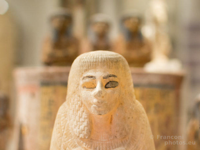 Egypt in the Egyptian Museum of Turin.