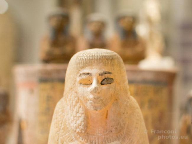 L'Egitto al Museo Egizio di Torino.