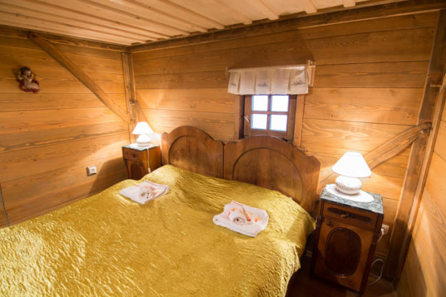The vineyard cottages of Novo Mesto.