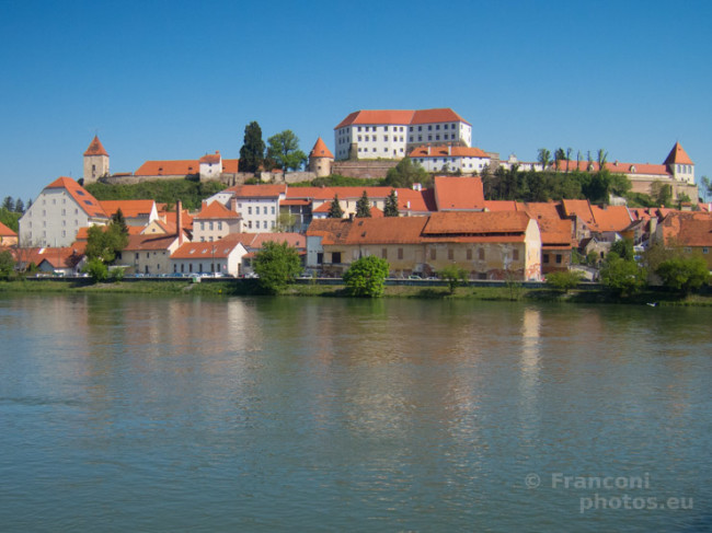 Ptuj, between ancient Rome and the spas.